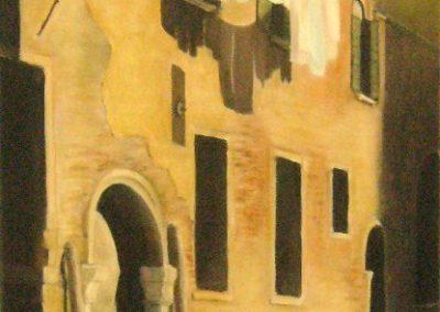 Panni al sole a Venezia
