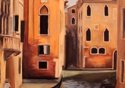 Giornata di sole a Venezia
