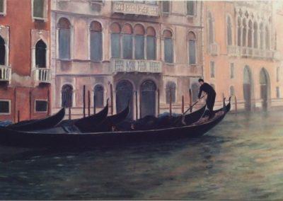 Venezia in dissolvenza